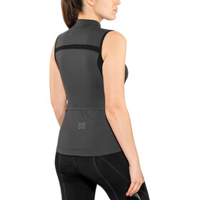 Northwave Muse Sleeveless Jersey Dame graphite